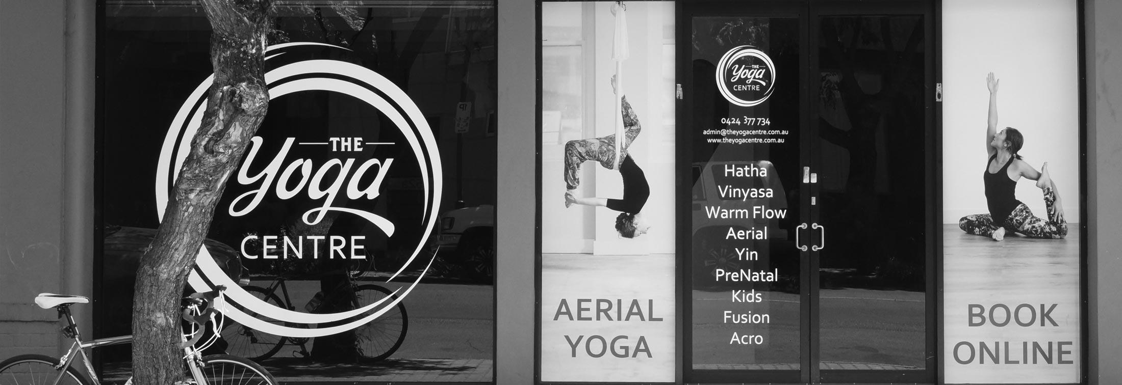 contact yoga centre